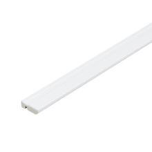Rodapé Madefibra Ultra Laqueado Branco 5x240cm Artens