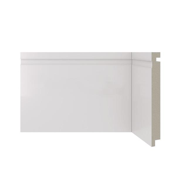 Rodap poliestireno branco 15x240cm santa luzia leroy merlin - Molduras de poliestireno leroy merlin ...