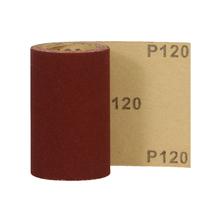 Rolo de Lixa para Madeira Grão 120 93x2500mm Dexter