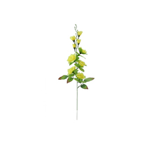 Rosa Amarela Haste 60cm