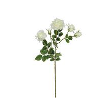 Rosa Branca Haste 95cm