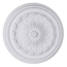 Roseta Poliestireno R40 40 cm 1 Peça Gart