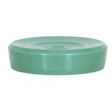 Saboneteira Verde Menta em Plástico New Belly Martiplast