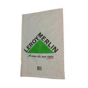 Saco de Entulho Rafia Branco 60x90cm Fenix Pack