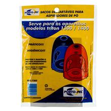 Saco para aspirador serve  para Arno Triton