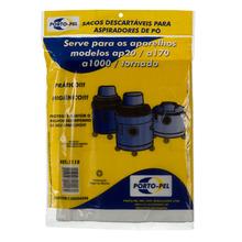 Saco para aspirador serve  para Hidrolux Ap20S
