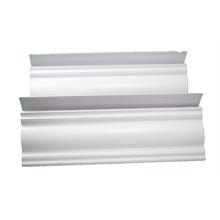 Sanca Rígido de PVC 7x7cm Real PVC