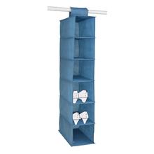 Sapateira TNT Azul 94x18x30cm Spaceo