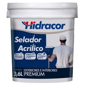 Selador Acrílico 3,6L Hidracor