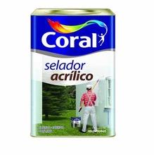 Selador Acrílico Coral Branco 18L