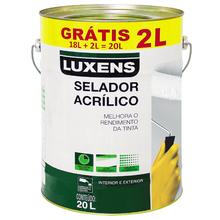 Selador Acrílico Luxens 20L