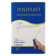 Selador Acrílico Poliplast 18 litros Universo