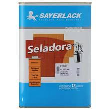 SELADOR EXTRA P/MADEIRA INCOLOR PISTOLA 4-6 M2/L/DEMAO TEMPO SECAGEM FINAL 24H 18L