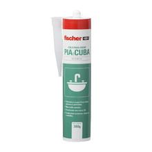 Selante para Fixar Pia e Cuba Branco 360g Fischer