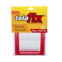 Selante Tela Fix 100mm x 30mm x 3m Selfdecor
