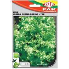 Semente Alface Crespa Grand Rapids - TBR Isla Sementes