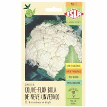 Semente Couve-Flor Bola de Neve (Inverno) Isla Sementes