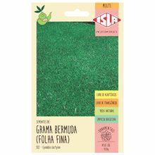 Semente Grama Bermuda (Folha Fina) Isla Sementes
