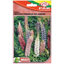 Semente Lupinos Sortido/Tremoço de Jardim Isla Sementes