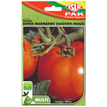 Semente Tomate Super Marmande (Gaúcho/Maçã) Isla Sementes
