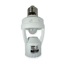 Sensor de Presença Fotocélula para Soquete Bivolt DNI