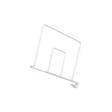 Separador de Pratos 15x20x27cm Branco Space Savers Metaltru