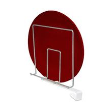 Separador de Pratos 15x20x27cm Cromado Space Savers Metaltru