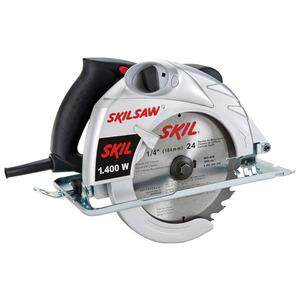 """Serra Circular 7.1/4"""" 5401 com  Mal 1400W 220V -Bosch"""