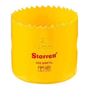 """Serra Copo Bi-Metal 51mm 2"""" Starrett"""