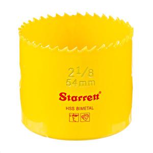 """Serra Copo Bi-Metal 54mm 2.1/8"""" Starrett"""