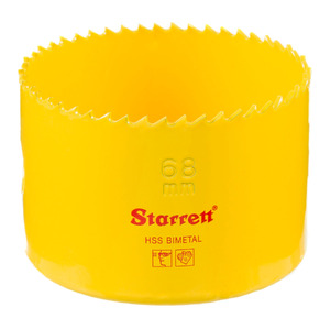 Serra Copo Bi-Metal 68mm Starrett