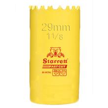 """Serra Copo Bimetal 29mm 1.1/8"""" Starrett"""