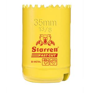 Serra copo bimetal 35mm 1 3 8 starrett leroy merlin for Serra da balcone leroy merlin
