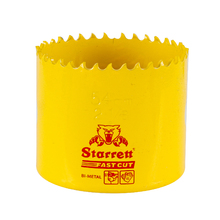 """Serra Copo Bimetal 54mm 2.1/8"""" Starrett"""