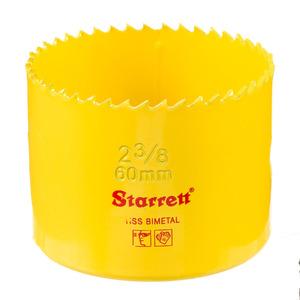 """Serra Copo Bimetal 60mm 2.3/8"""" Starrett"""
