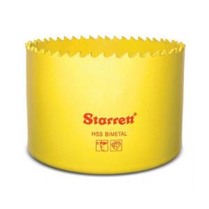 """Serra Copo Bimetal 64mm 2.1/2"""" Starrett"""