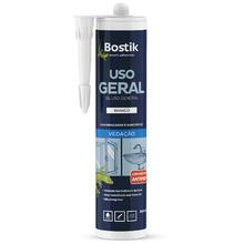 Silicone de Uso Geral Branco 280ml Bostik