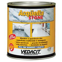 Silicone Impermeabilizante Acquella Stone Incolor 900ml Vedacit