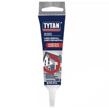 Silicone Vedação Vidro Box Plastico 50g Incolor Tytan