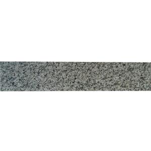 Soleira Granito Branco Dalmata 14x82cm Marmogram