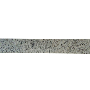 Soleira Granito Branco Everest 14x102cm Marmogram