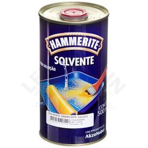 Solvente Hammerite 0,5L Coral