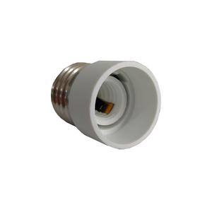 Soquete para Lâmpada E27 com Adaptador para E14 A.Santos