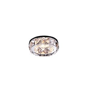 Spot de Embutir 1 Lâmpada Transparente CH101 Chandelie