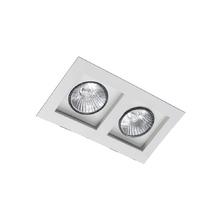 Spot de Embutir E27 Branco 5019/2 Attena
