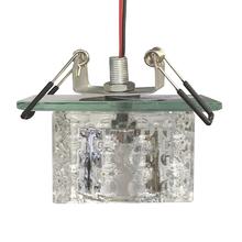 Spot de Embutir LED 5W Luz Branca Diamante Bivolt