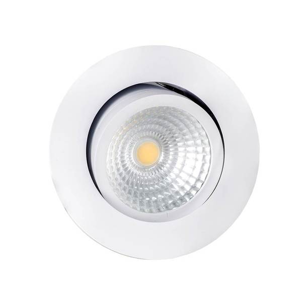 Spot De Embutir Led Luz Amarela 3W Bivolt Llum   Leroy Merlin