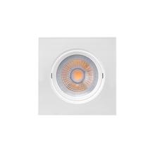 Spot de Embutir LED Luz Amarela 12W Bivolt Brilia