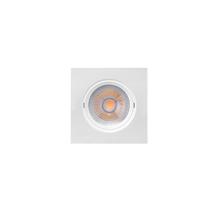Spot de Embutir LED Luz Amarela 3W Bivolt Brilia
