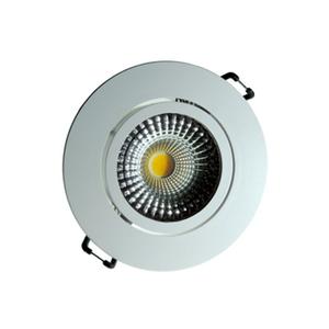 Spot de Embutir LED Luz Amarela 3W Bivolt Diamante